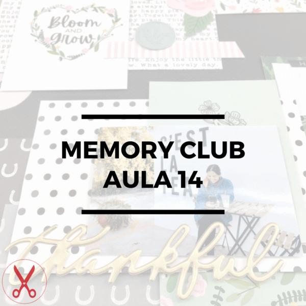 Memory Club 14 - Curso Online