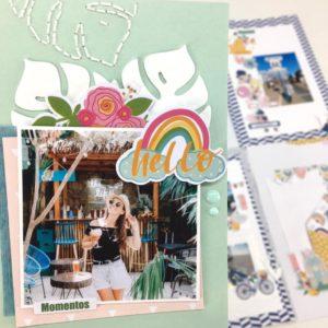 Liebe Papier - Aula Zoom com Kit de Materiais