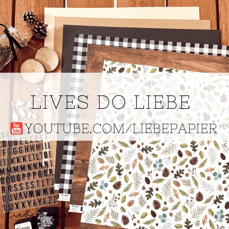 Lives do Liebe – mini aulas