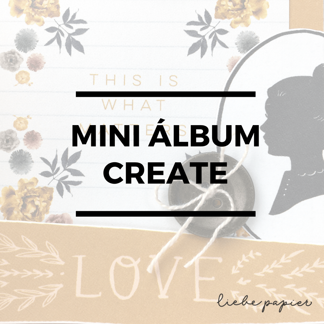 Mini Álbum Create