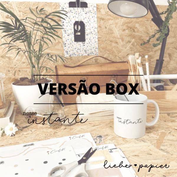 Liebe Papier - Nesse Instante Box - 2 Edição