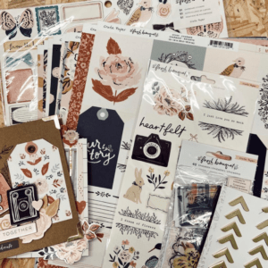 Liebe Papier - Kit Happy Together Com Fresh Bouquet