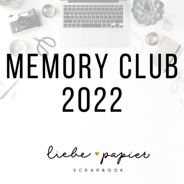 Memory Club 2022 - Box